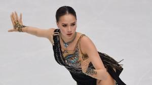 Траньков допустил участие Загитовой в чемпионате России