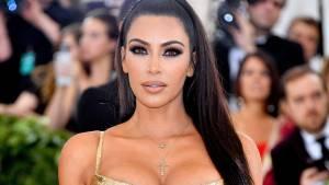 Ким Кардашьян разозлила публику корректирующим бельем для беременных