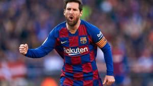 Куман определил позицию Месси в новой схеме игры «Барселоны»