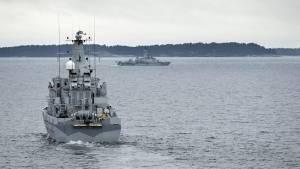 Швеция обвинила Россию во вторжении в территориальные воды