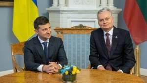 Президенты Украины и Литвы высказались за новые выборы в Белоруссии