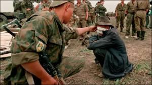 Военнослужащий описал зверства боевиков в Первую Чеченскую войну