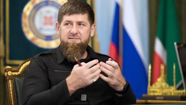 В Чечне предупредили о провокациях с использованием маски Кадырова