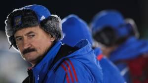 Хованцев исключен из списка лиц, работающих со сборной России