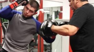 Нурмагомедов возобновил подготовку к бою против Гэджи после болезни
