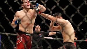 Хадис Ибрагимов выступит 27 сентября на турнире UFC в Абу-Даби