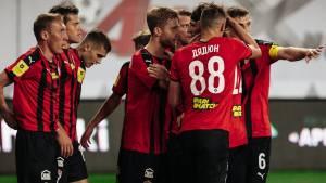 «Химки» минимально победили «Динамо» и одержали первую победу в РПЛ