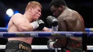 Боксер Лебедев допустил летальный исход реванша Поветкина с Уайтом