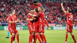 «Бавария» победила «Севилью» в матче за Суперкубок УЕФА