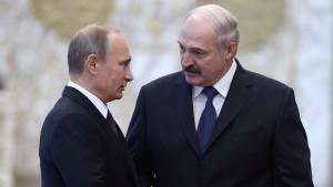 Путин: Россия предоставит Белоруссии кредит на 1,5 миллиарда долларов