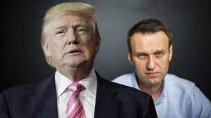 Трамп отказался отвечать на вопрос о деле Навального