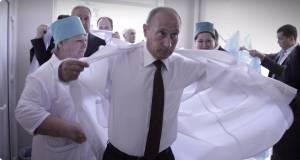 Песков ответил на вопрос о вакцинации Путина от коронавируса