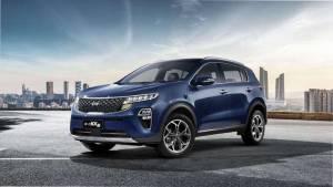 Новый Kia Sportage появится в апреле 2021 года