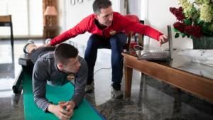 Физиотерапевт ЦСКА перешел на работу в «Барселону»