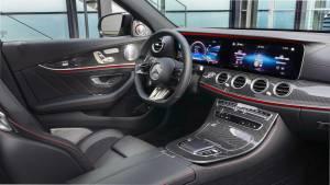 Mercedes-Benz отзывает в России около 500 автомобилей