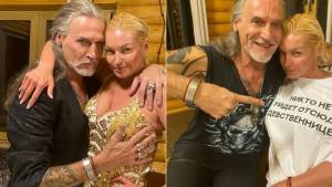 Анастасия Волочкова снялась обнаженной в бане