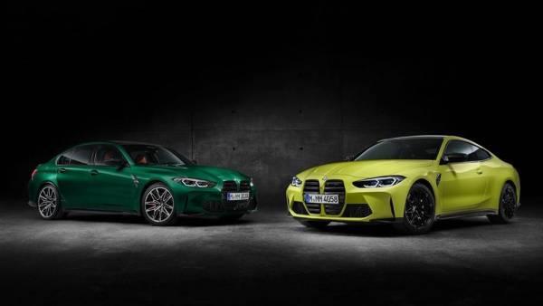 Новые BMW M3 и M4 рассекречены до официальной премьеры