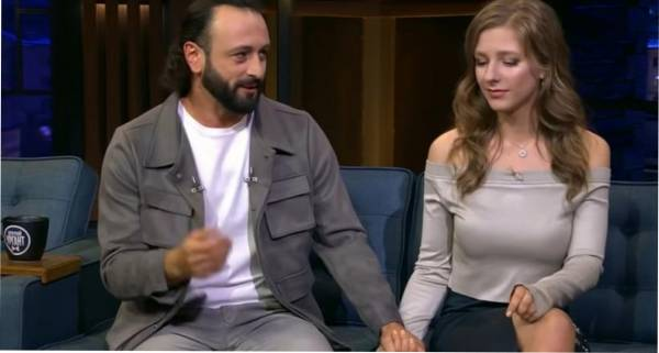 Арзамасова и Авербух впервые появились на ТВ в качестве пары