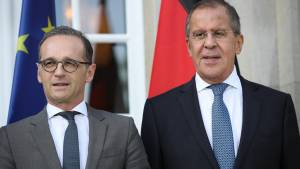 Политолог Рар заявил, что глава МИД ФРГ испугался встречи с Лавровым