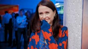Мирослава Карпович оставила послание Агате Муцениеце