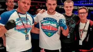 Чемпион Bellator Немков назвал сильнейших бойцов в истории MMA