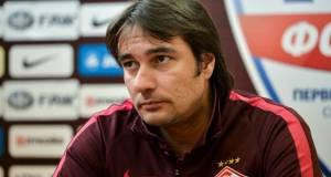 Дмитрий Гунько ушел с поста главного тренера «Химок»