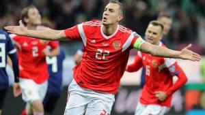 Тесты футболистов сборной России на коронавирус дали отрицательный результат