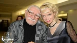 Цымбалюк-Романовская рассказала о тяжелом состоянии Джигарханяна