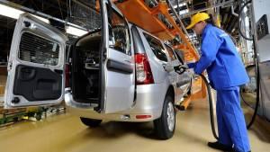 АвтоВАЗ выпустил первый экземпляр новой Lada Largus FL