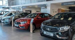 Продажи автомобилей Lada локальной сборки начались на Украине