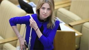 Собчак приехала в Крым ради Натальи Поклонской