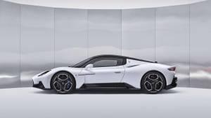 Maserati выпустила 630-сильный суперкар