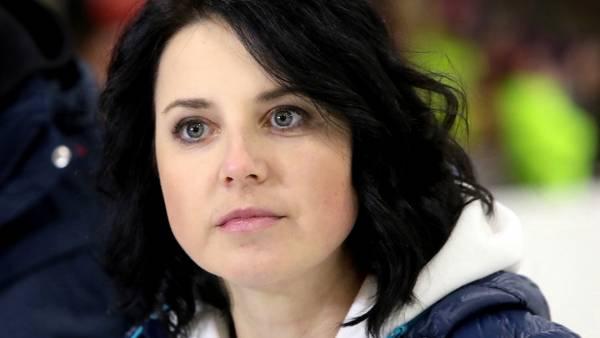 Ирина Слуцкая рассказала о плюсах фигурного катания