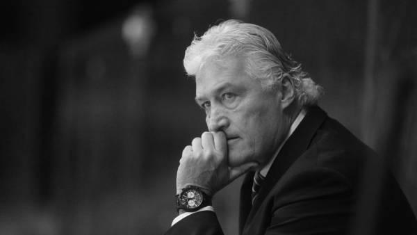 Названа причина смерти тренера Милоша Ржиги