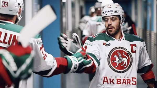 «Ак Барс» обыграл ЦСКА в первом матче нового сезона КХЛ