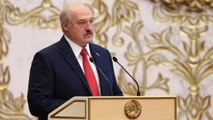 Путин не поздравлял Лукашенко со вступлением в должность