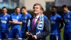 Лещенко назвал стыдом и позором вылет «Динамо» из Лиги Европы