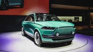 Компания Great Wall стилизовала новый седан Chaopai под «Волгу»