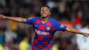 «Барселона» отказалась продавать Фати «МЮ» за 150 миллионов евро