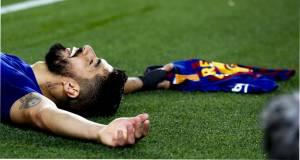 «Барселона» – Суаресу: «Спасибо за эти 6 лет!» Игрок перешел в «Атлетико»