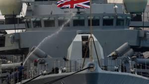 Британские ВВС и ВМС активизировались в Черном море