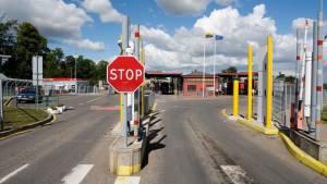 Литва пообещала адекватный ответ Белоруссии на закрытие границ