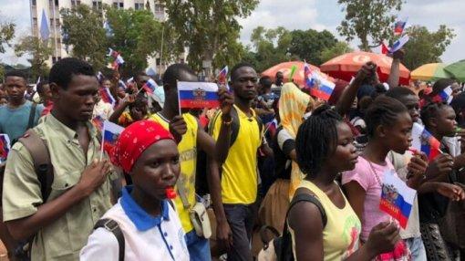 В Мали просят российских военных о помощи