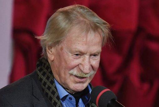 Актер Иван Краско отмечает 91-летие в больнице