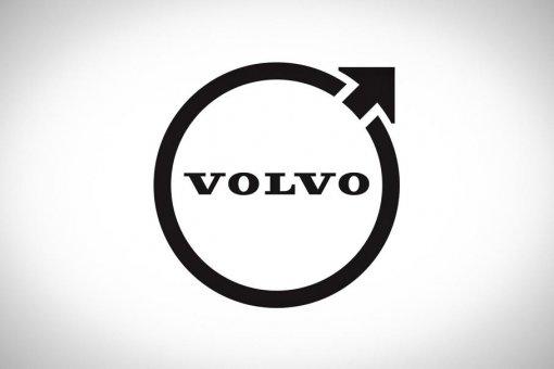 Бренд Volvo представит новый современный логотип в 2023 году