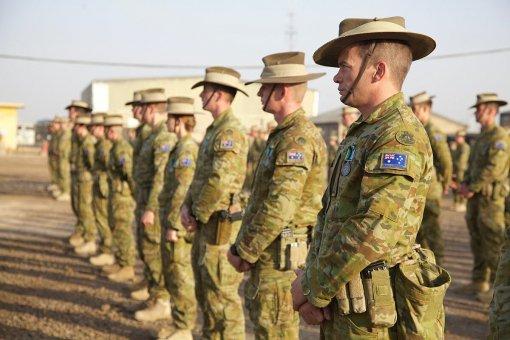 Австралия собирается наращивать военную мощь с помощью США