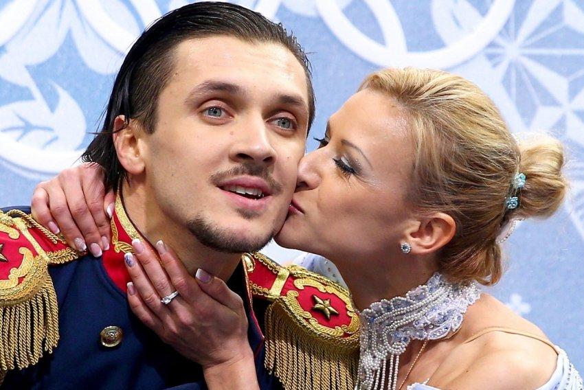 Фигуристка Татьяна Волосожар впервые показала лицо маленького сына Теодора