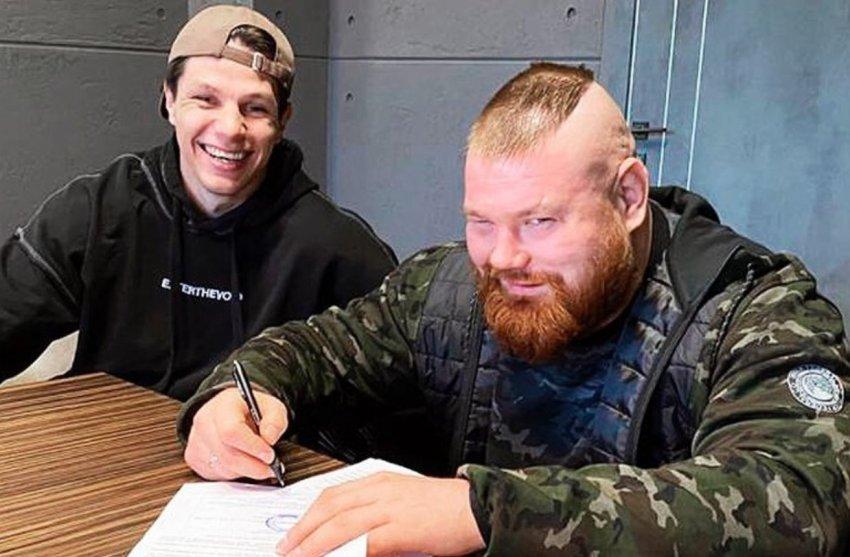 Боец Вячеслав Дацик проведет бой на турнире Top Dog  в конце сентября