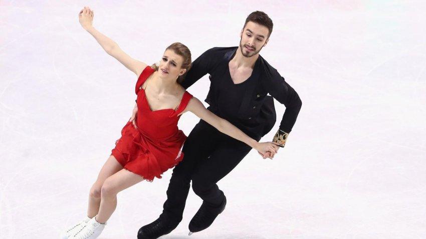 Фигуристы Пападакис и Сизерон покажут программы для олимпийского сезона в чемпионате Франции