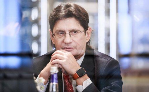"""Комментатор Генич считает, что """"Спартак"""" является развлечением для президента клуба Федуна"""